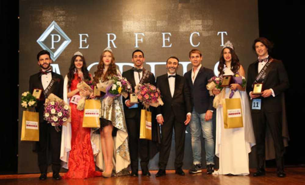 Perfect Models Of Turkey 2017 1.leri belli oldu