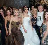 Podyumun Altın Kızları Murat Cinpir'in Defilesinde Yürüdü