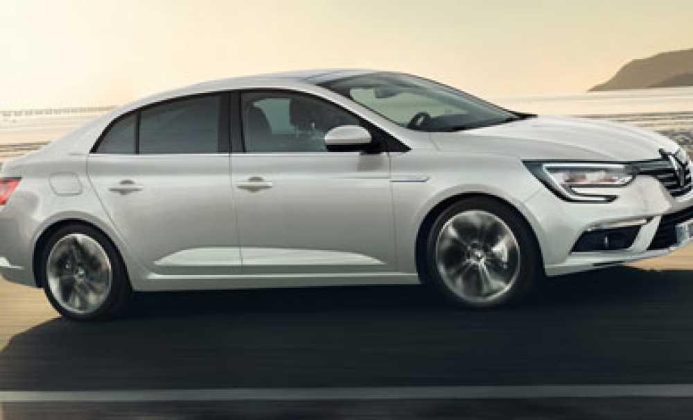 Renault, C-segmentindeki yeni model atağını Yeni Megane Sedan ile sürdürüyor