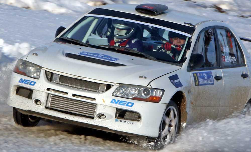 Türkiye Ralli Şampiyonası Sezonu Karlar Üzerinde Açıyor