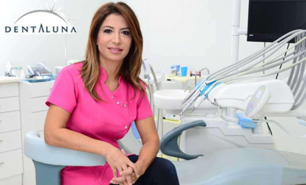 Dentaluna Diş Kliniği'nde Gülüş Tasarımı uygulamasıyla çekicilik kazanın