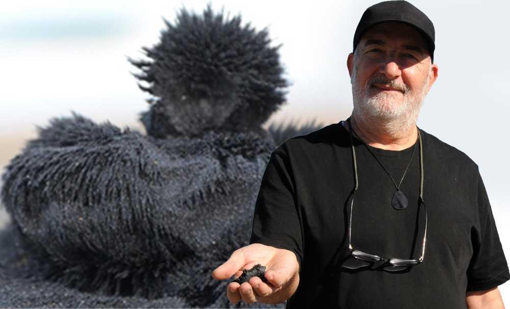 Ünye'nin Manyetik Siyah Kumu Baston Attırıyor