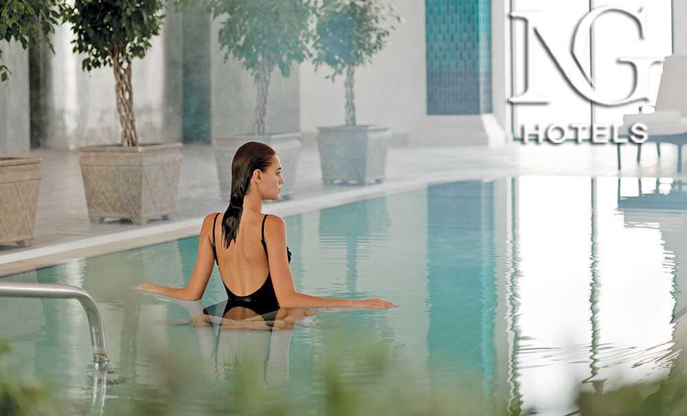 NG Hotels'in sunduğu üstün hizmet kalitesiyle Şifa dağıtıyor