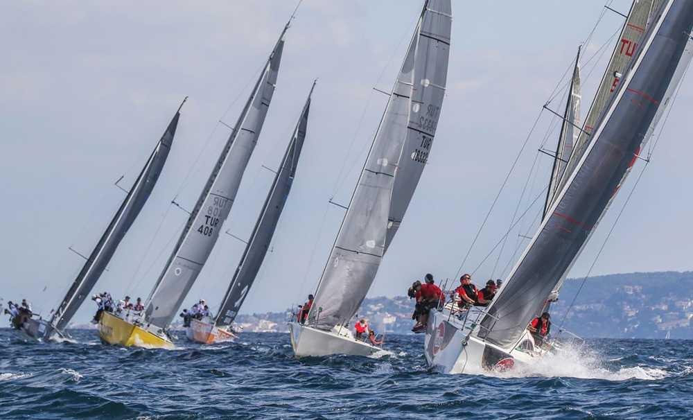 Deniz Kızı Kadın Yelken Kupası Gerçekleşti
