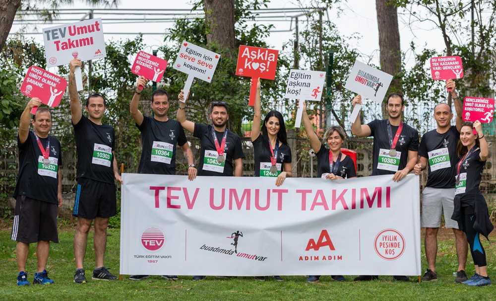 """Port Akdeniz ekibi """"umut"""" için koştu"""