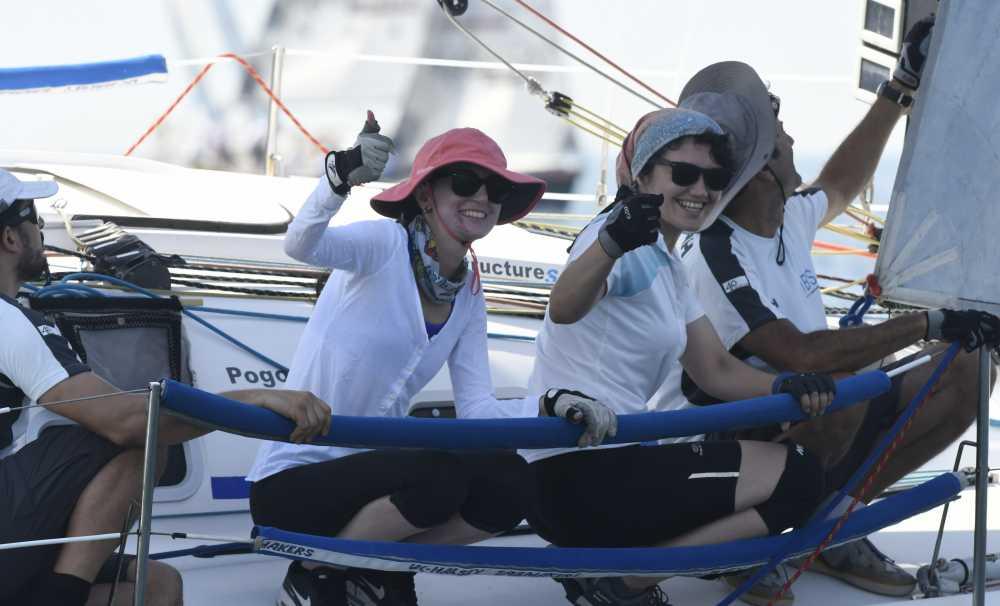 TAYK- Burgazada Deniz Kulübü (25.Yıl) yat yarışı yapıldı