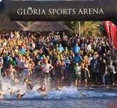 Gloria Ironman 70.3 Turkey Antalya'da , 1.375 sporcu katıldı