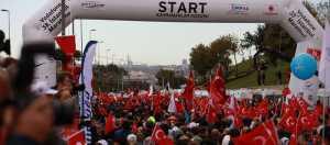 Vodafone 39. İstanbul Maratonu 12 Kasım'da koşulacak