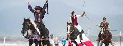 Etnospor Kültür Festivali Yenikapı Meydanı'nda başlıyor