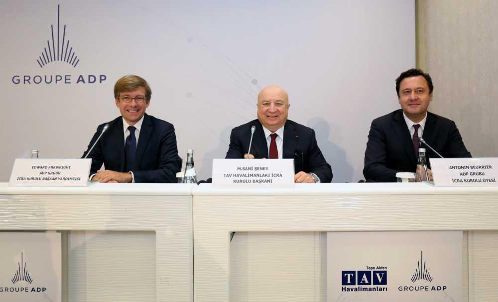 ADP TAV Havalimanları'ndaki payını artırıyor