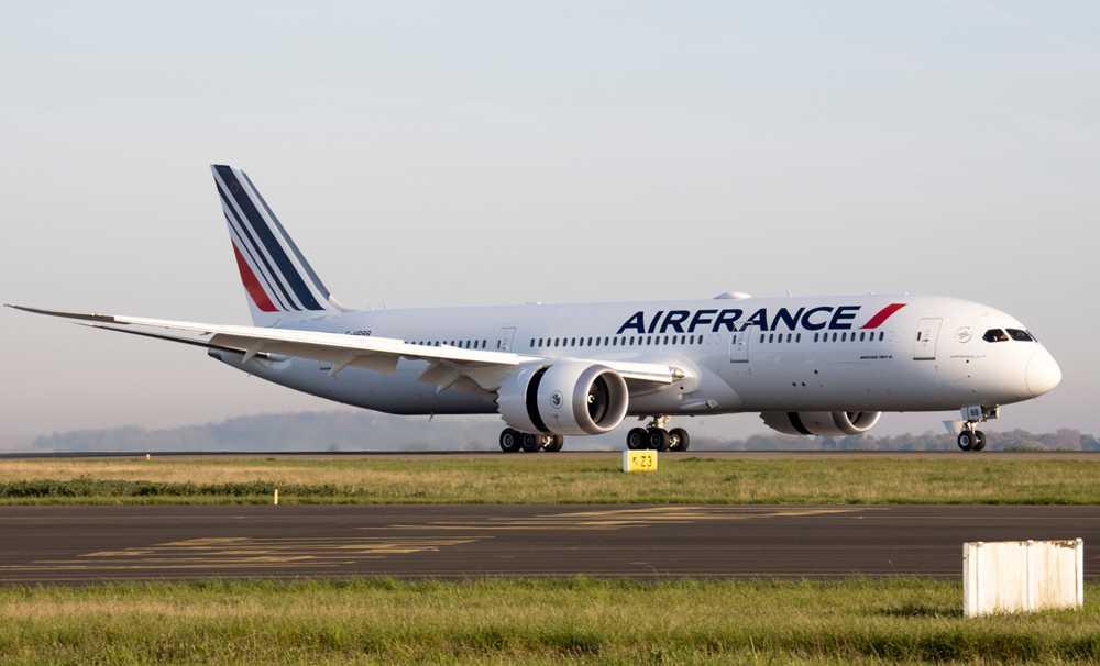 Air France Sürdürülebilir Havacılık Yakıtıyla Uçuşlara Başlıyor!