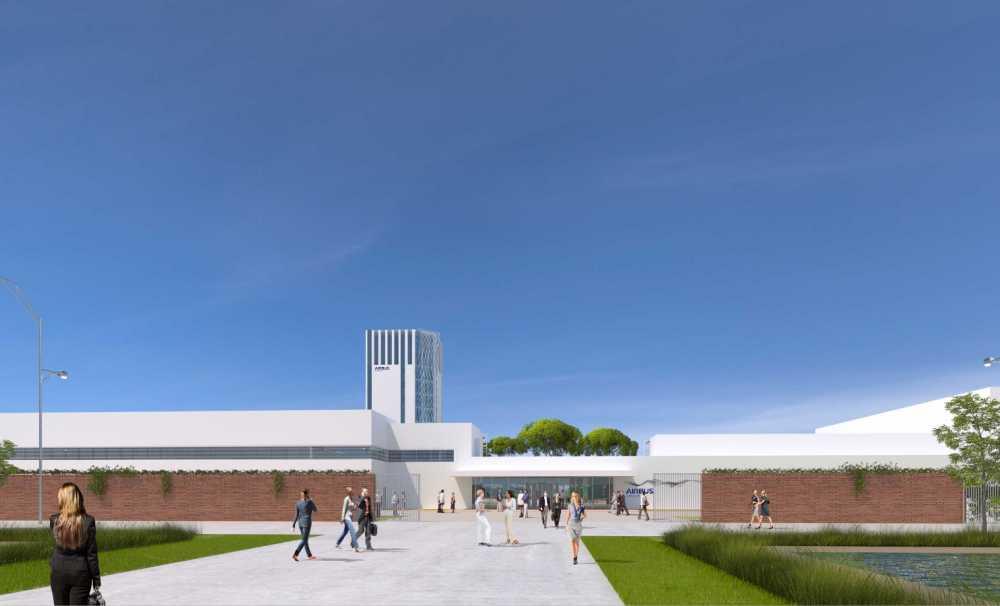 Airbus Group, Leadership University'nin ana kampüsünün açılışını gerçekleştirdi