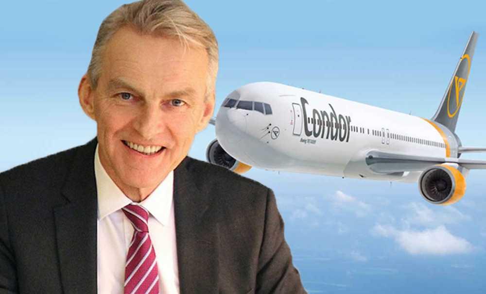 Alman havayolu şirketi Condor uçuş tarihini açıkladı