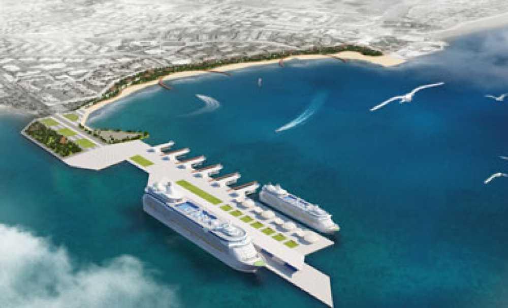 Antalya kruvaziyer turizmde dünyanın en önemli merkezlerinden olacak