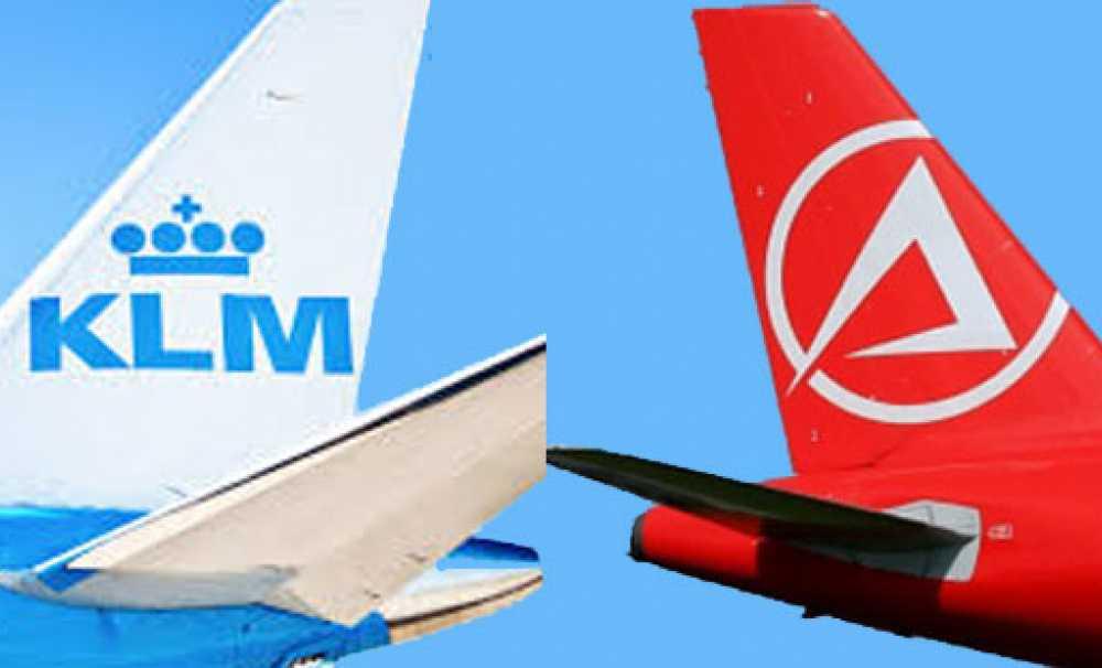 Atlasglobal ve KLM Güçlerini Birleştirdi