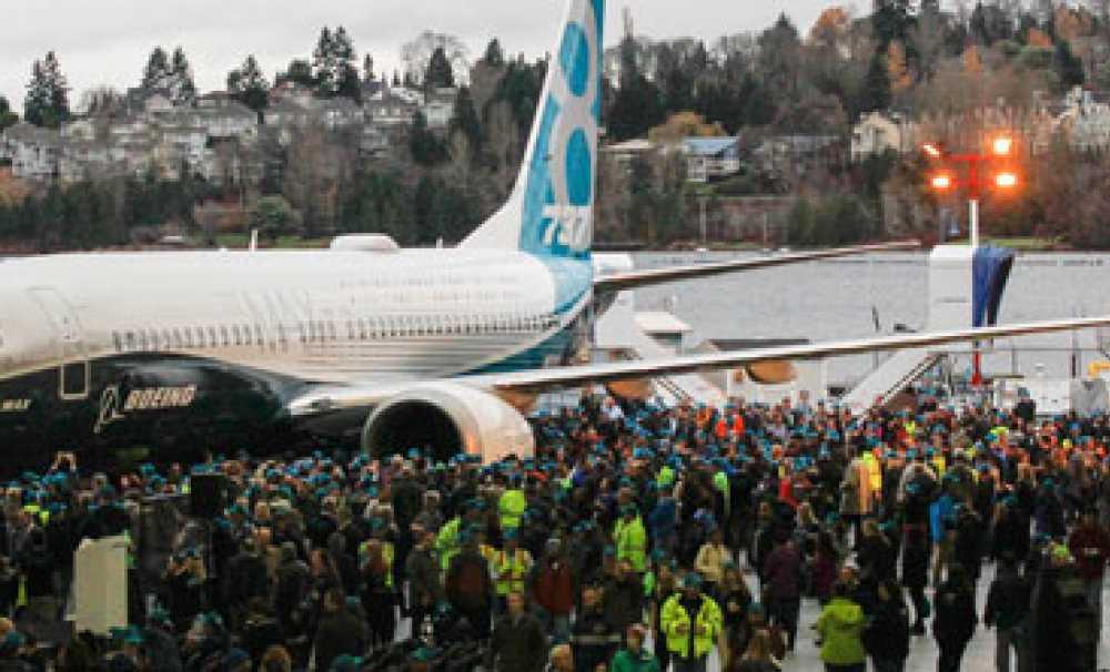 Boeing Toplam 5,9 Trilyon $ değerinde 39.620 adet yeni uçak talebi öngörüyor
