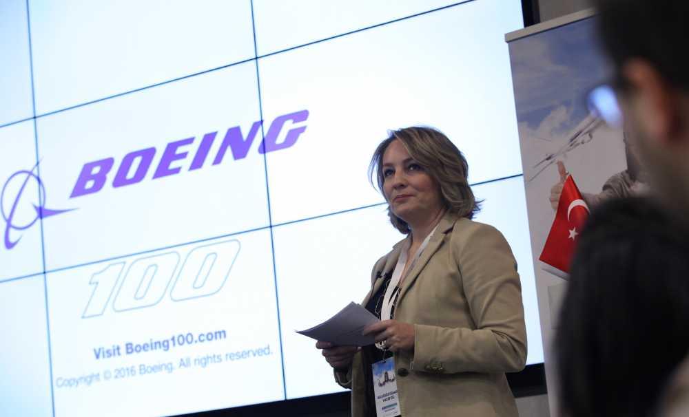 """Boeing ve Türkiye Girişimcilik Vakfı yeni """"Airpreneurs"""" programını başlatıyor"""