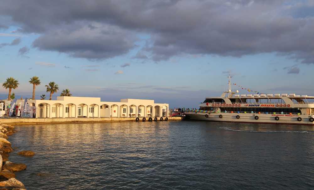 Çanakkale'nin Kapısı Midilli'ye Açılıyor