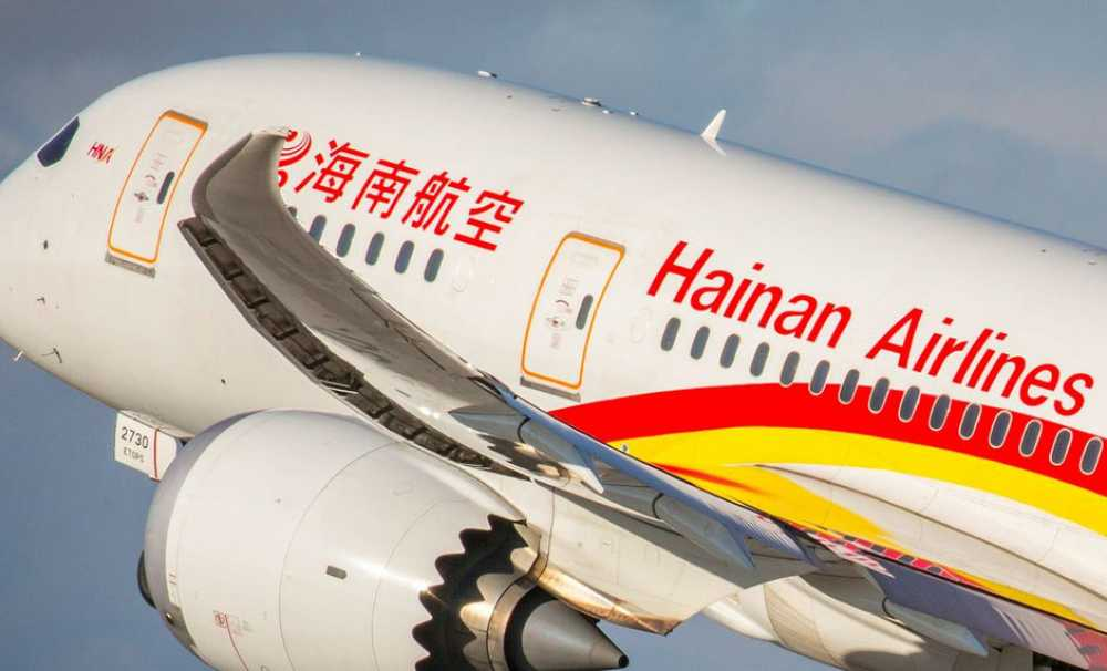 Çin'in Hainan Airlines Şirketi 19 Boeing Satın Alacak