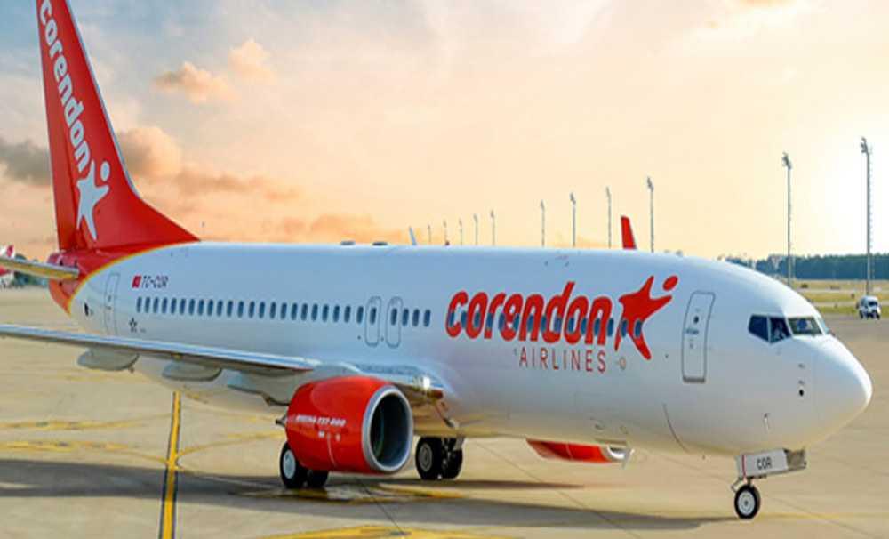 CORENDON Airlines Avrupa'da büyümeye devam ediyor!