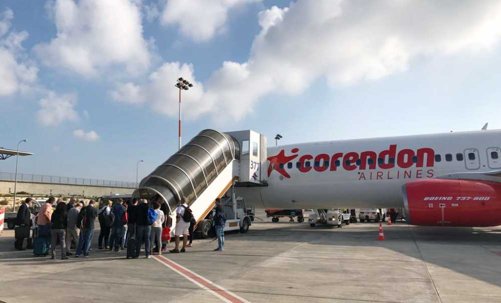 Corendon Airlines, Avrupa'da yeni bir havayolu daha kurdu