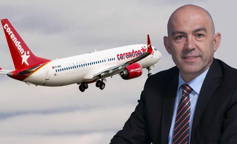 Corendon Airlines, En Büyük Şirketler Sıralamasında Yükseliyor!