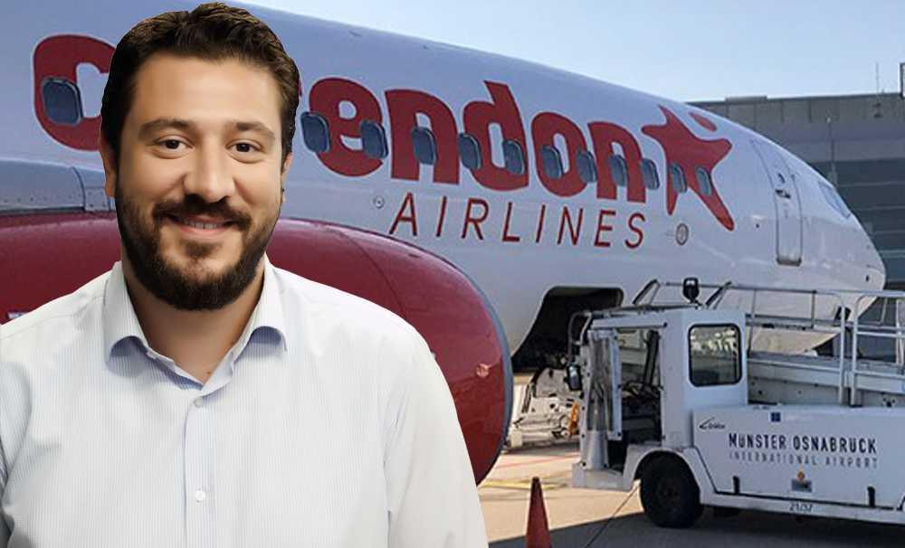 Corendon Airlines'a Yeni E-ticaret Müdürü