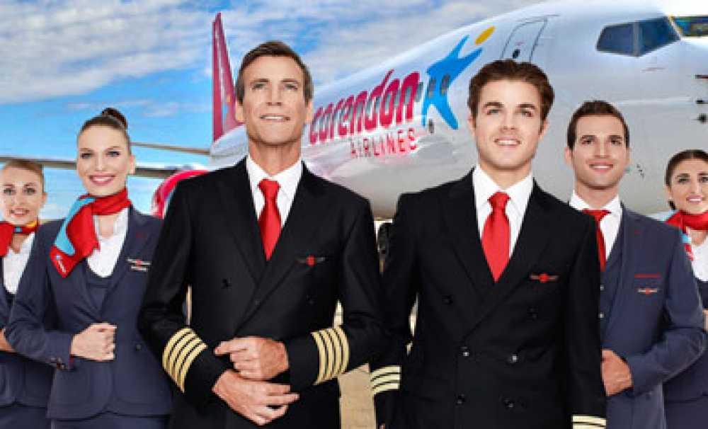Corendon Havayolları, Türkiye´nin en büyük 500 şirketi arasındaki yerini aldı