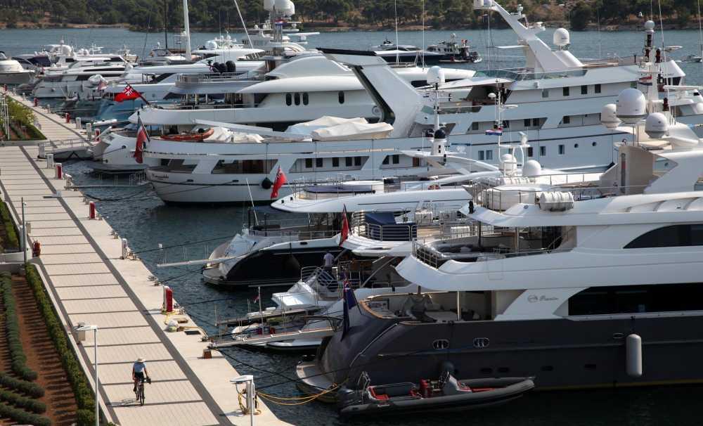 D-Resort Sibenik, kendi teknesinin kaptanlarına özel iki günlük bir program sunuyor
