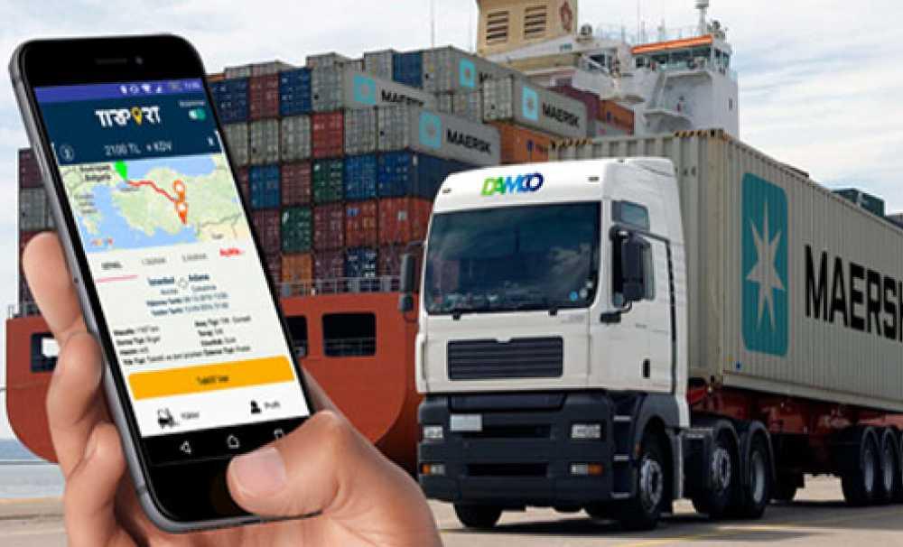 Dünya devi Damco, lojistik operasyon yönetiminde Tırport'u seçti
