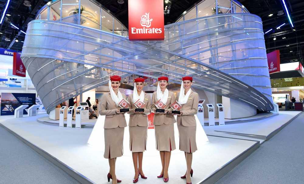 Emirates, 4 ayrı ödül kazandı