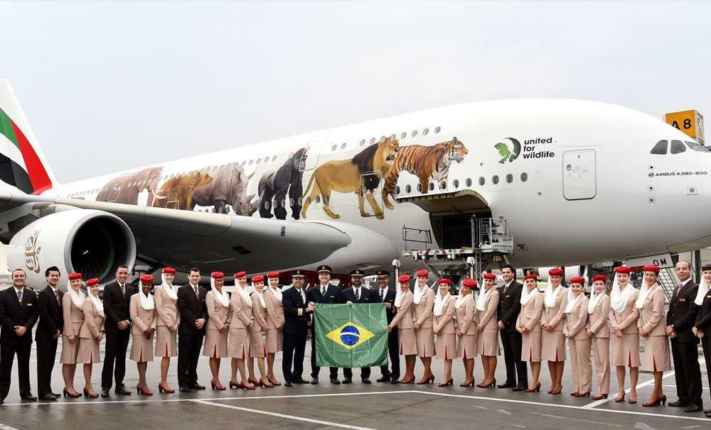 Emirates, bu popüler uçakla altı kıtada, 49 şehre uçuyor