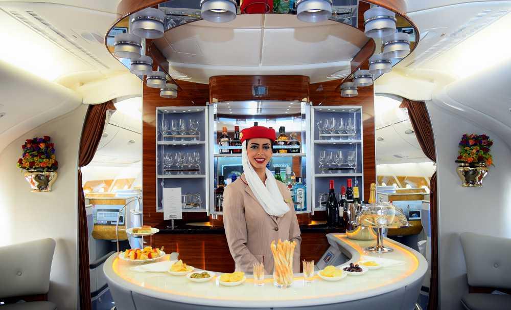 Emirates Japonya'nın Narita Şehrine Uçuyor
