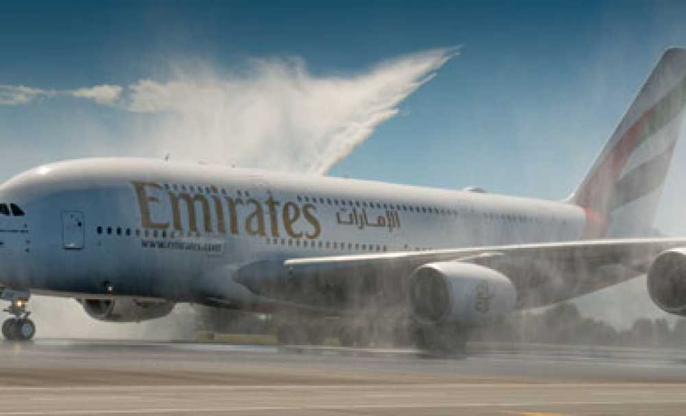 Emirates,A380 destinasyonlarına Auckland ve Christchurch'ü ekledi