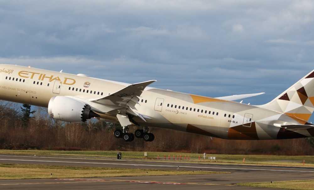 Etıhad Aırways Hindistan Rotasında Jet Aırways İle Büyüyor