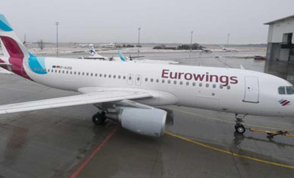 Eurowings, 15 farklı destinasyona Viyana'dan uçmaya başlayacak