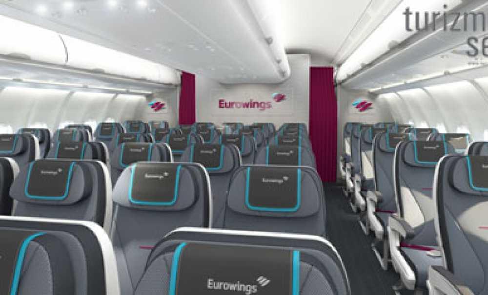 Eurowings'in 'BEST' tarifeli uçuşları şimdi sadece 99.99 Avro!
