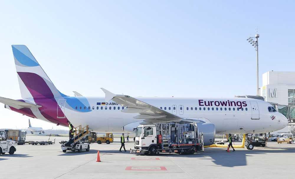 Eurowings'ten 2017 yazına özel yeni rotalar
