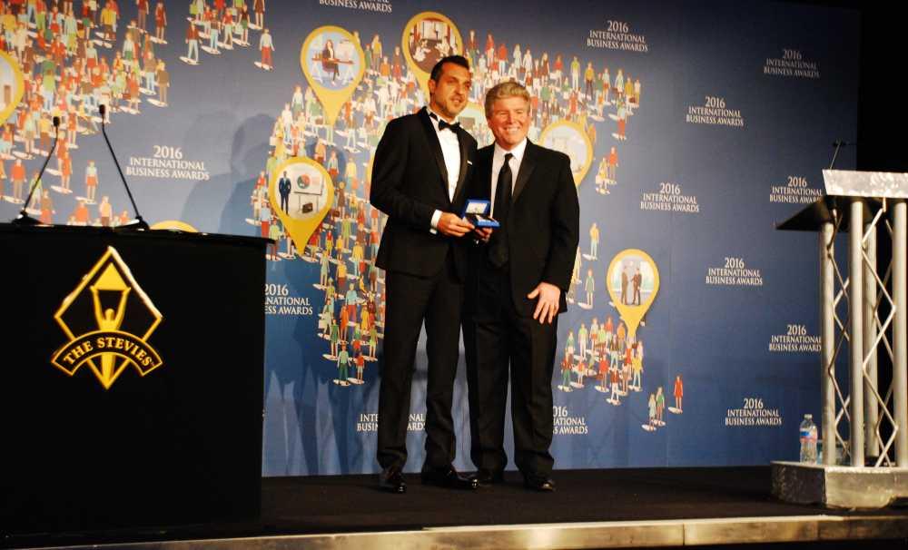 İDO, Stevie Uluslararası İş Ödülleri'nde gümüş ödüle layık görüldü