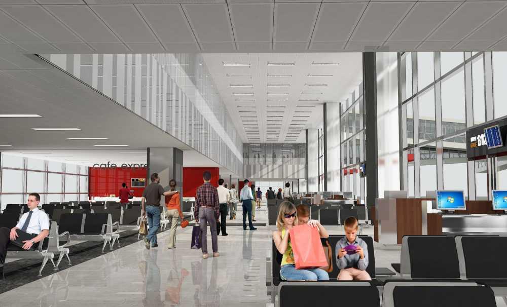 İstanbul Sabiha Gökçen Havalimanı Terminal Binasını Büyütüyor