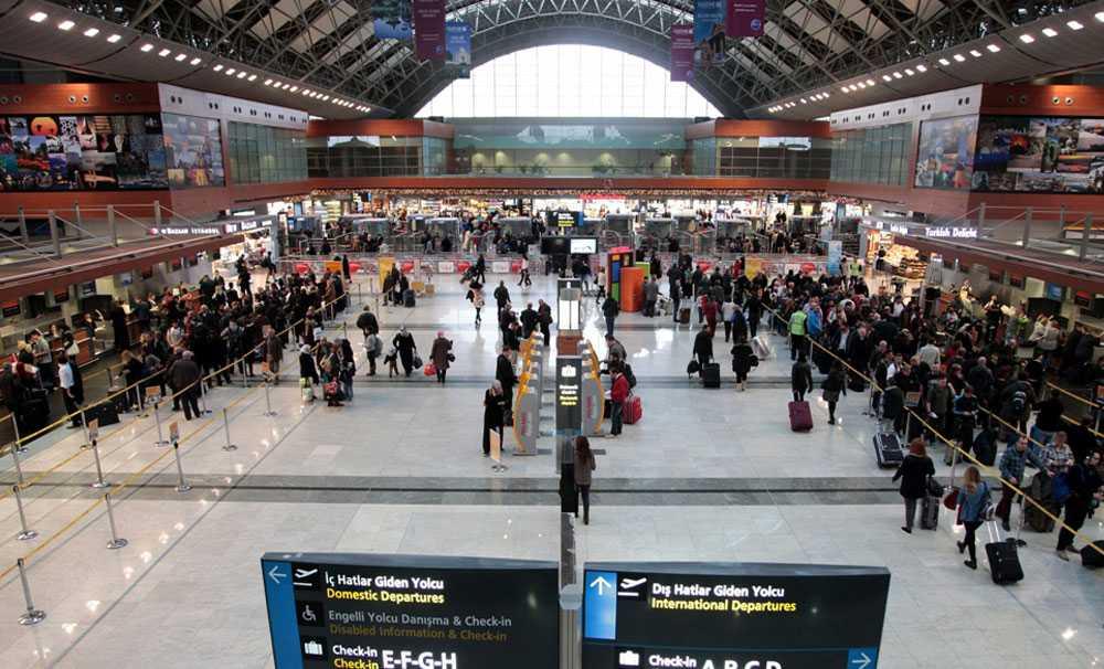 İstanbul Sabiha Gökçen, İlk 6 Ayda 14.4 Milyon yolcuyu ağırladı