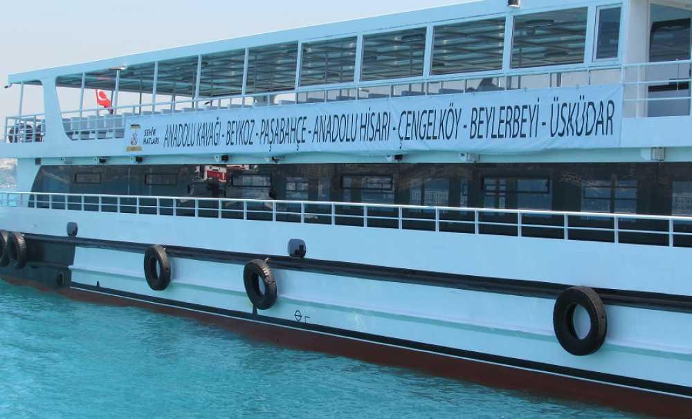 İstanbul'da deniz ulaşımına 4 Yeni Hat