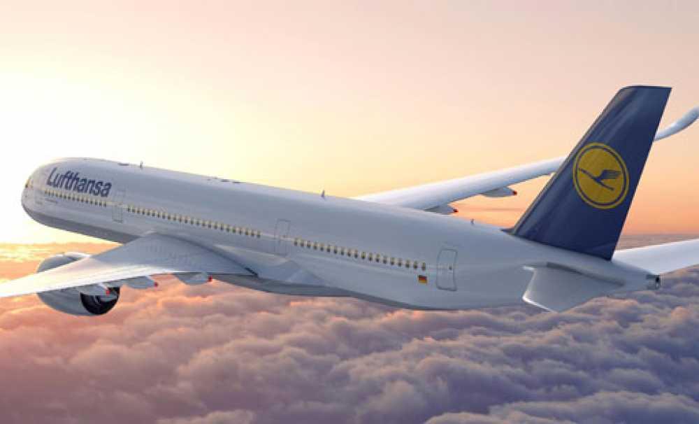 Lufthansa 106 ülkede 288 noktaya uçuş düzenliyor