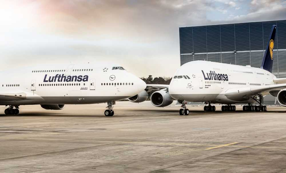 Lufthansa Group Havayolları, Eylül ayında 12,7 milyon yolcu taşıdı