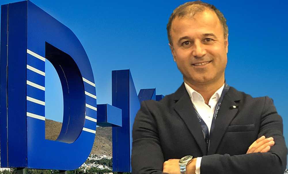 Mehmet Ecmel Çakmak D-Marin Turgutreis'te