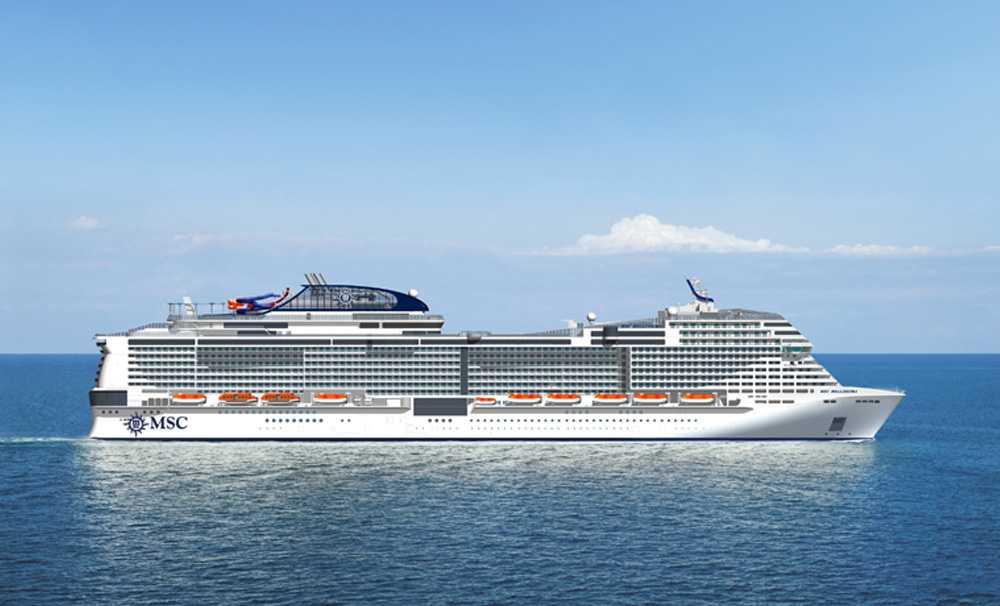 MSC Cruises'da tören heyecanı