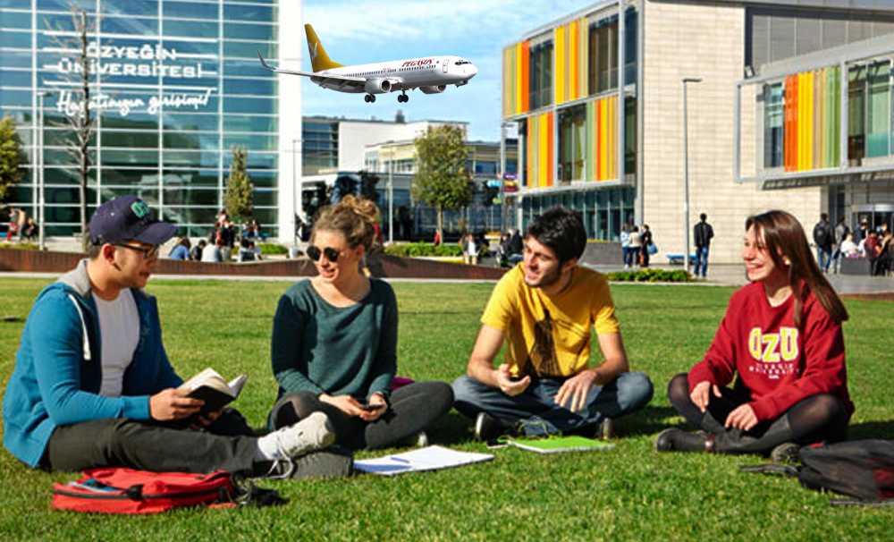 Özyeğin Üniversitesi ve Pegasus Hava Yolları'ndan işbirliği