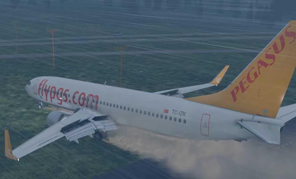 Pegasus Hava Yolları açıklama yaptı