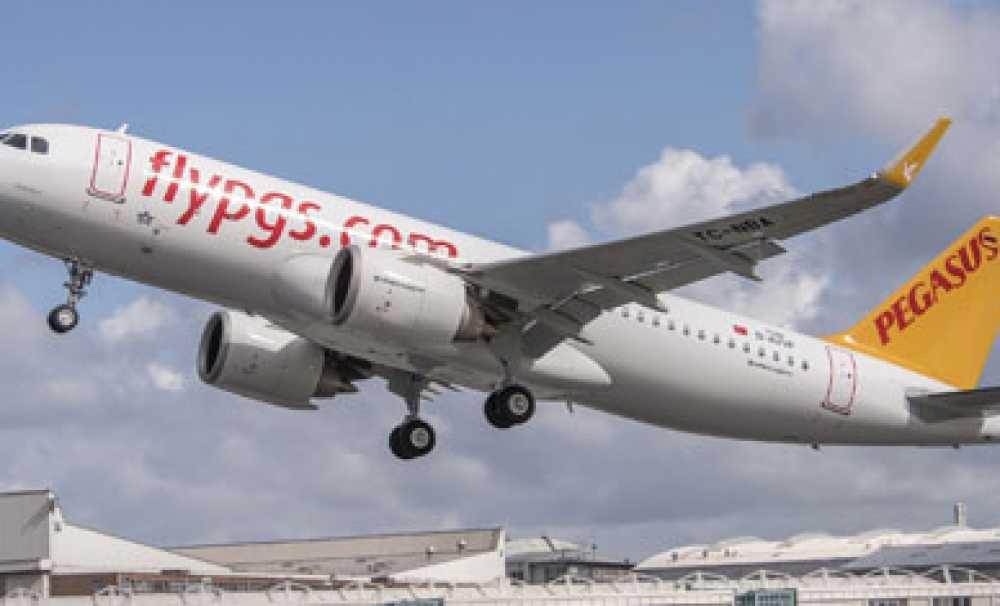 Pegasus, Ocak-Eylül dönemi trafik sonuçlarını açıkladı