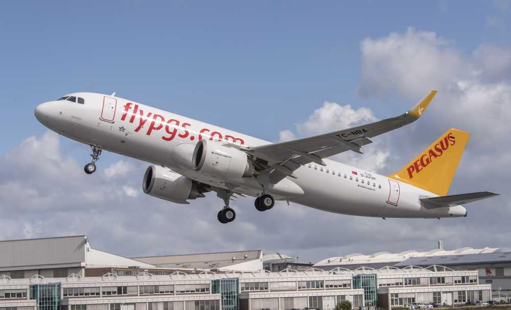 Pegasus'unyeni uçuş noktası Odessa